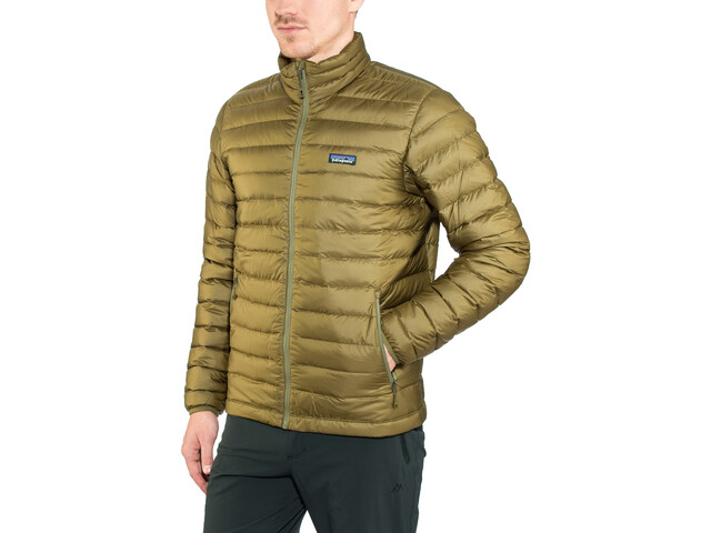 Patagonia Down Sweater Miehet, cargo green